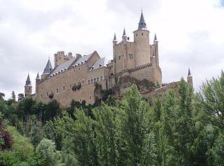 Alcázar de Segovia, Wikipedia