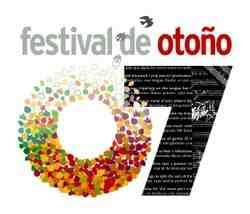festival de otoño, Madrid