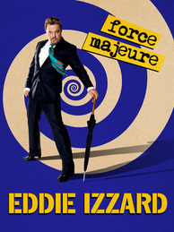 Eddie Izzard, Madrid